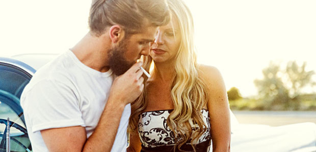 Why Date a Guy that Smokes